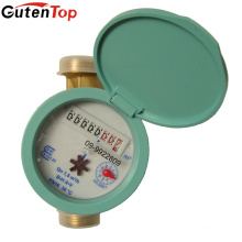 Gutentop Professional smart water meter card reading with low price
